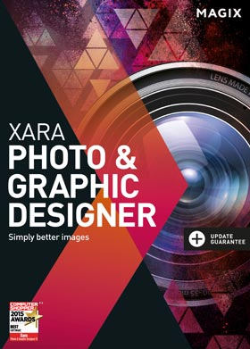 Xara Photo & Graphic Designer 12