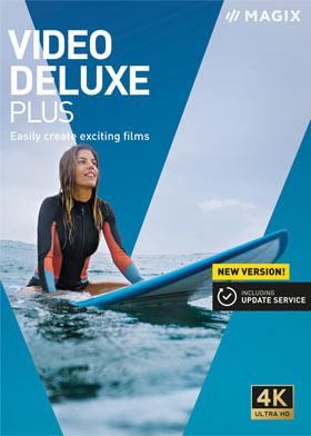 MAGIX Video Deluxe 2020 Plus