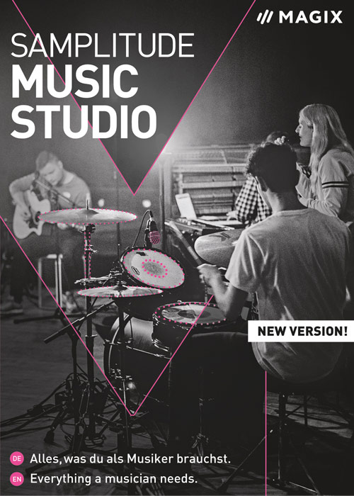 Samplitude Music Studio 2021
