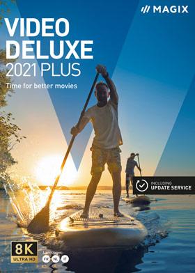 MAGIX Video Deluxe 2021 Plus