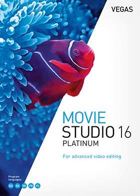 VEGAS Movie 16 Platinum