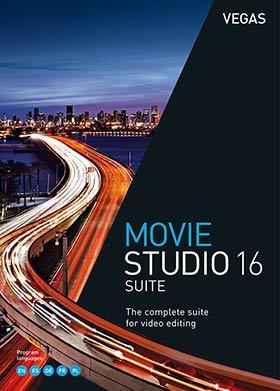 VEGAS Movie 16 Suite