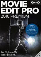 MAGIX Movie Edit Pro 2016 Premium