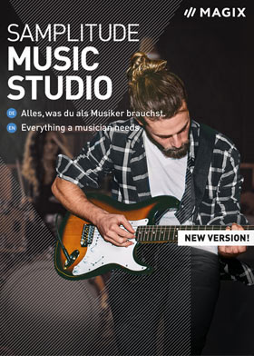 Samplitude Music Studio 2020