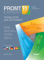 PROMT Expert 11 (English Multilingual)