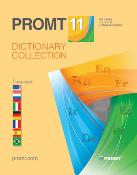 PROMT 11 Dictionary Collection (English)
