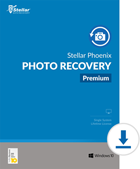Stellar Phoenix Photo Recovery Premium (Windows)