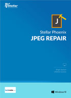 Stellar Phoenix JPEG Repair V5 Windows