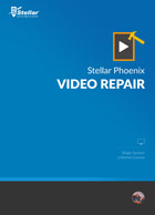 Stellar Phoenix Video Repair version 2 Mac