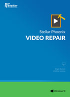 Stellar Phoenix Video Repair version 2 Windows