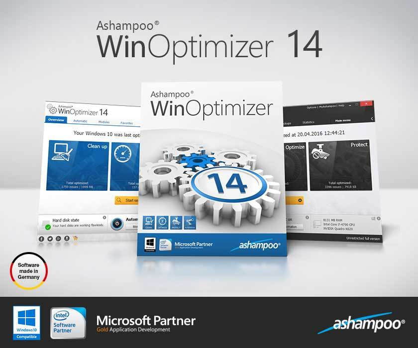 Ashampoo WinOptimizer screenshot 5
