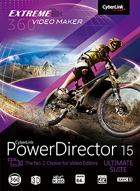 PowerDirector 15 Ultimate Suite