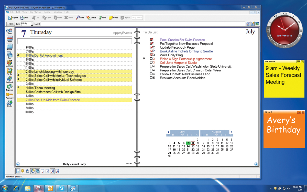 Organizer Software Diday Blog