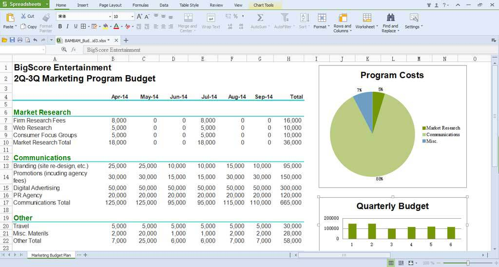 WPS Office Business Edition - (Annual License) screenshot 2