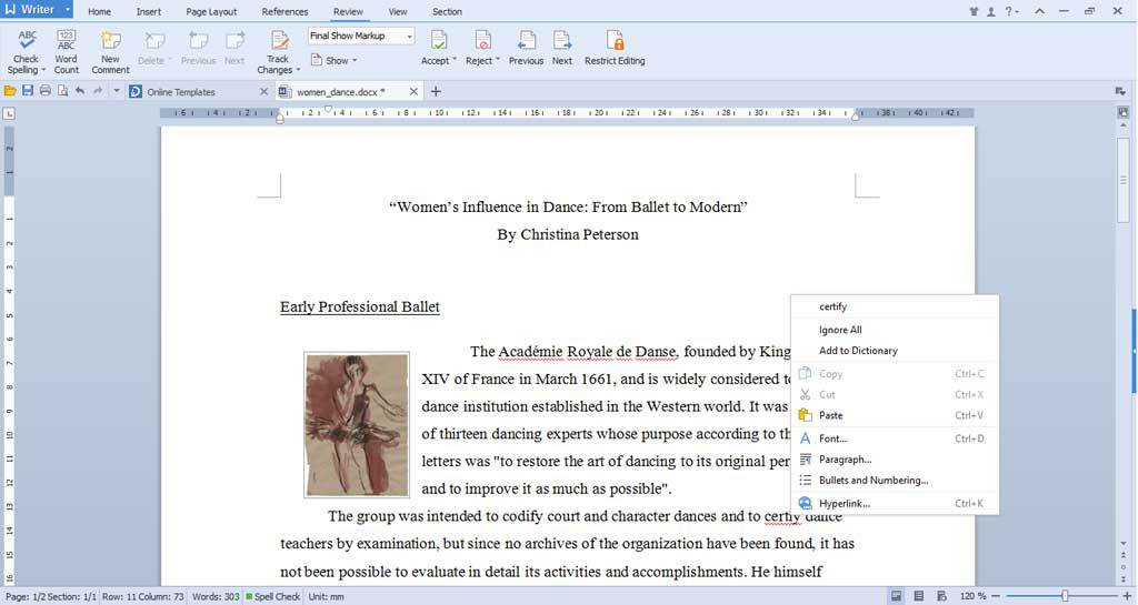 WPS Office Business Edition - (Annual License) screenshot 3