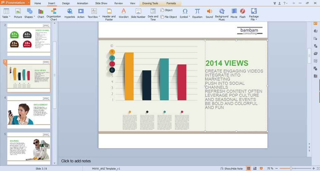 WPS Office Business Edition - (Annual License) screenshot 8