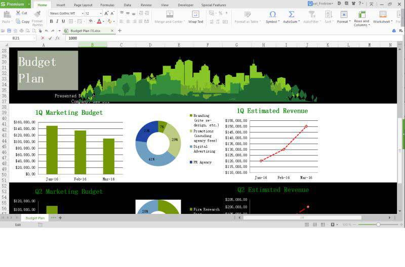 WPS Office Business Edition - (Annual License) screenshot 10