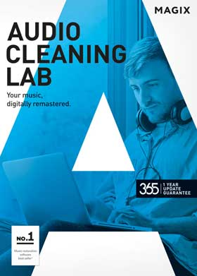 MAGIX Audio Cleaning Lab 365